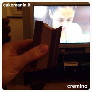 #lesson #numberone: come si mangia un vero #cremino. A MORSI…