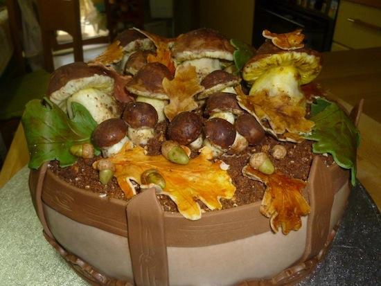 Torte Autunnali Di Cake Design