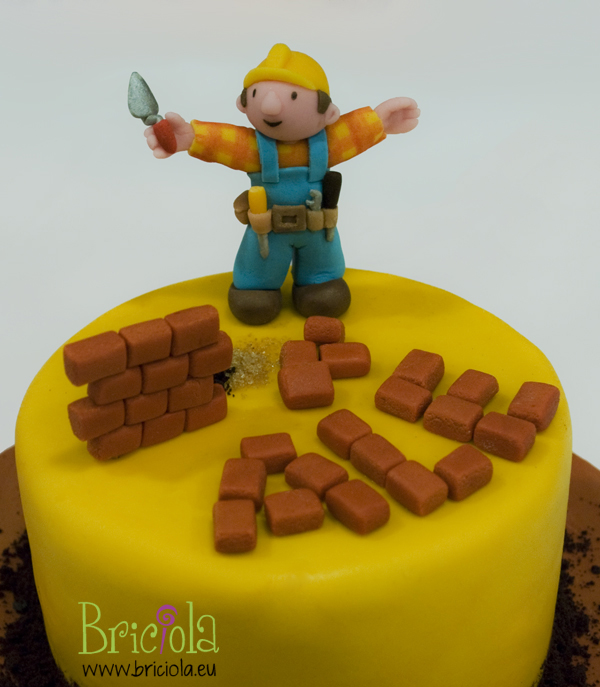 Bob the builder cakemania