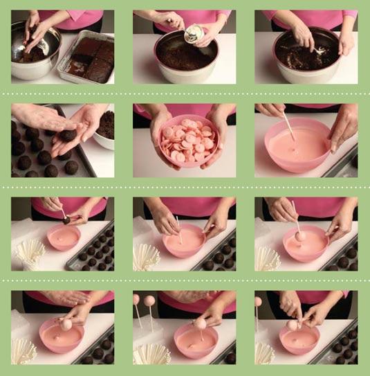 Cake Design Passo A Passo : Come si fanno i cake pop perfetti: le 10 regole di Cakemania