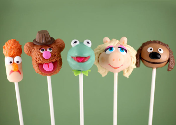muppet cake pop