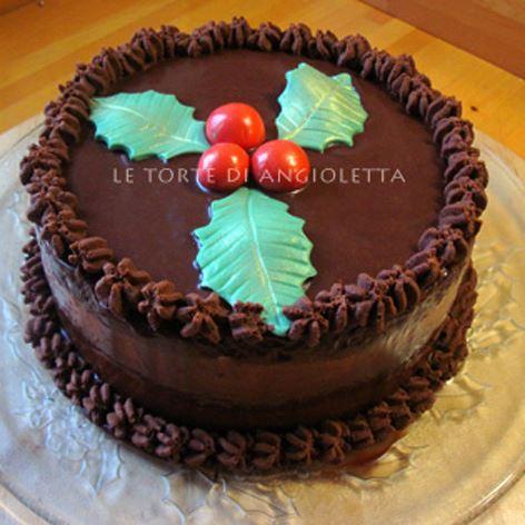 9649 493387857350201 968885688 n - Torte natalizie decorate ...