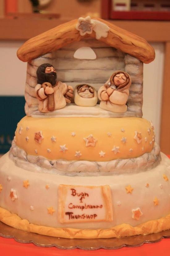 Agostino palumbo e carmen - Torte natalizie decorate ...