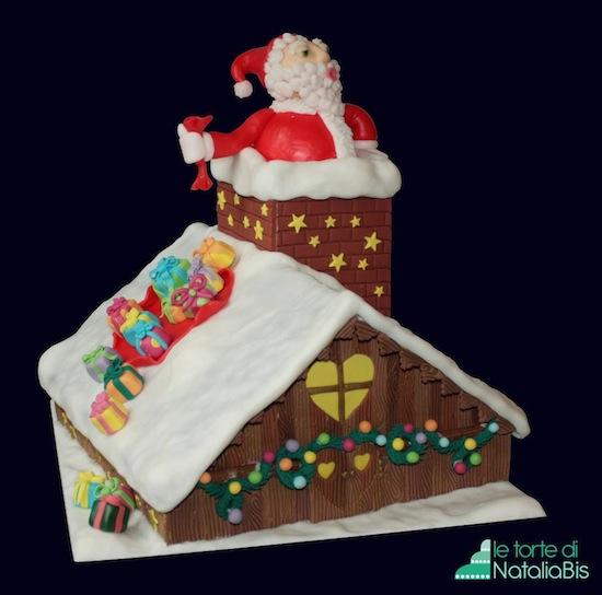 Le torte di nataliabis - Torte natalizie decorate ...