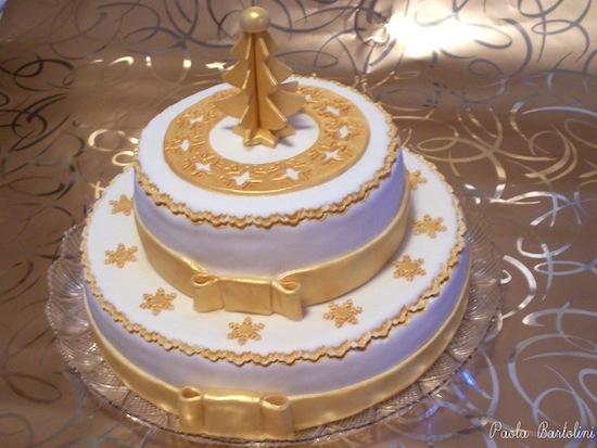 Paola bartolini - Torte natalizie decorate ...