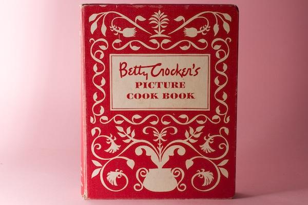 betty crocker book 1950
