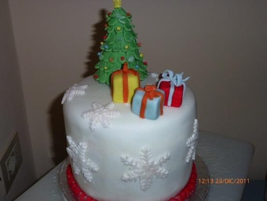 torta-natale - Cakemania, dolci e cake design