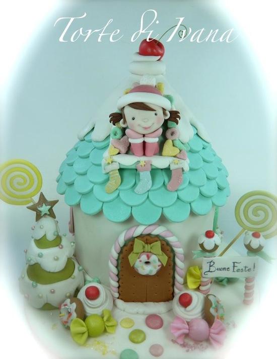 Torte di ivana - Torte natalizie decorate ...