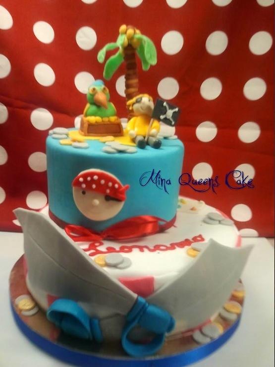 Mina Queen's Cake