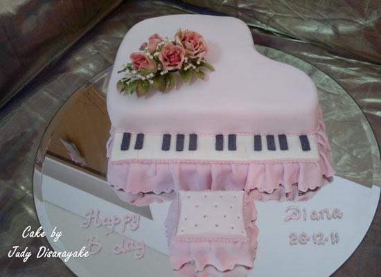 Cake Design Pianoforte : Torte pianoforte - Cakemania, dolci e cake design