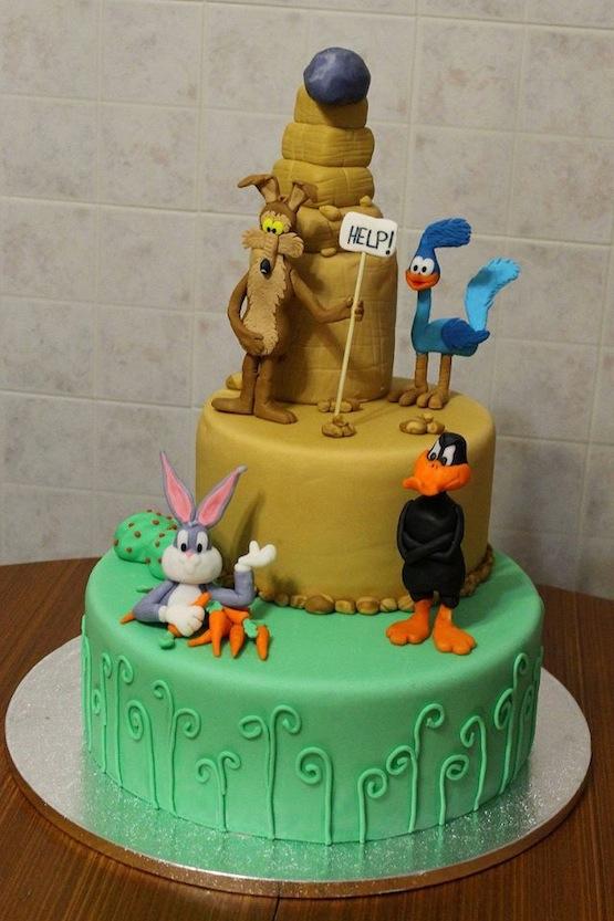 Bugs Bunny Cake Ideas