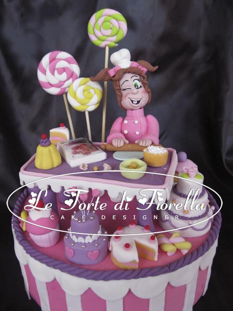 Très Intervista a Fiorella Balzamo - Cakemania, dolci e cake design WN58