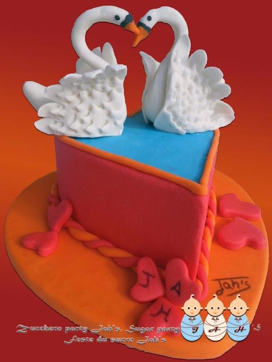Torte Zucchero party Jah