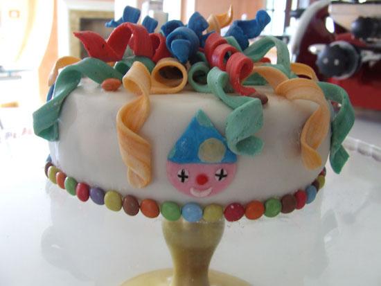 torta di carnevale