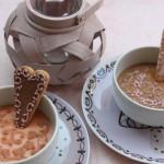 Creme di cioccolato aromatizzate agli agrumi e biscotti di Dolcimaterieprime