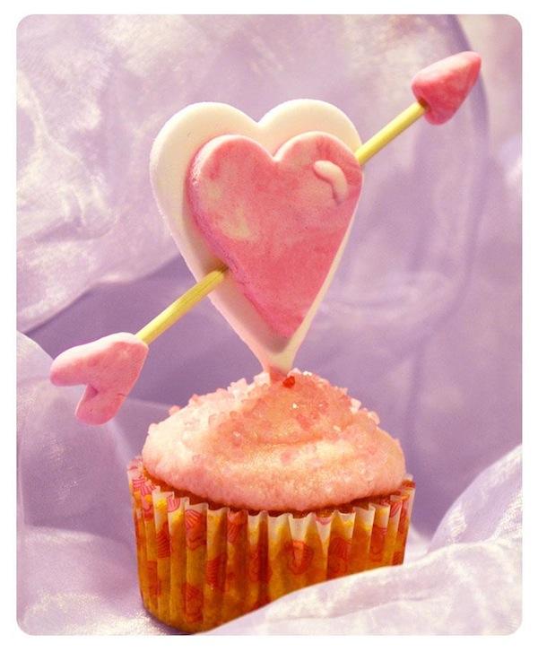 Le cupcake di San Valentino