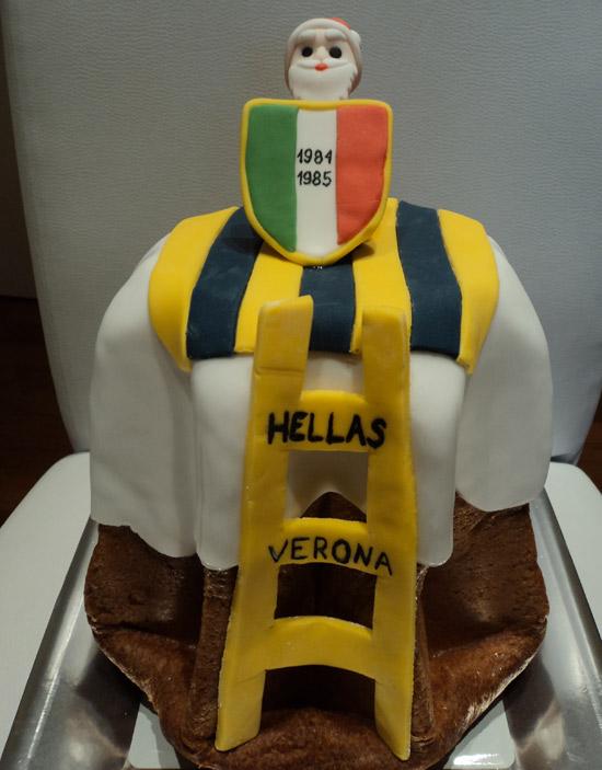 Attrezzatura Cake Design Verona : Torta Hellas Verona - Cakemania, dolci e cake design