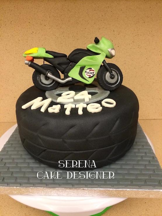 Cake Design Moto