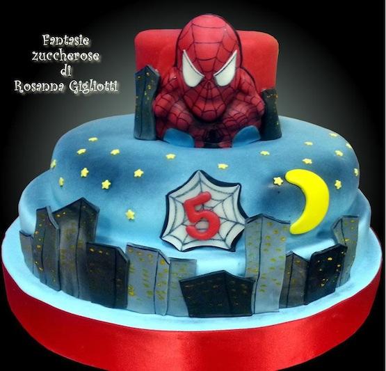 La Torta Dei Supereroi Tante Idee Per Superfeste