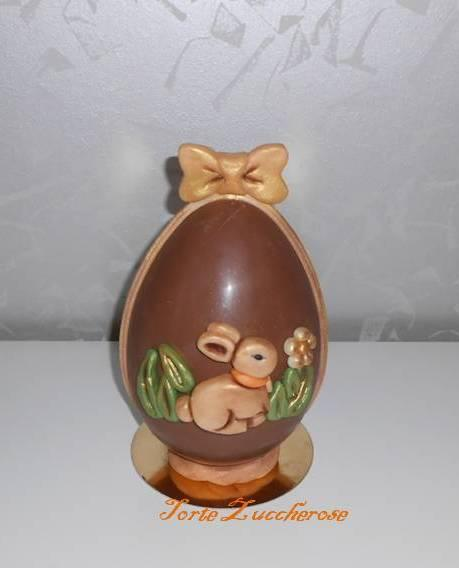 uova di pasqua decorate thun