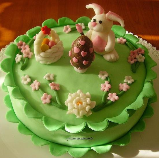 torte pasquali decorate