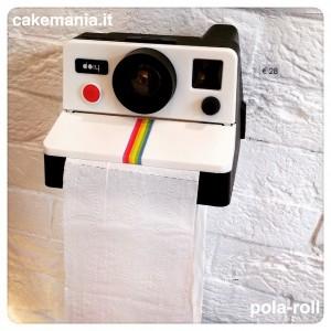 #nocake #today - questo porta-rotolo piacerebbe al fotografo di @cakemaniaitalia,…