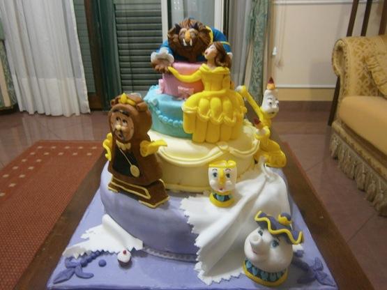 Cake Design Princesse Fille