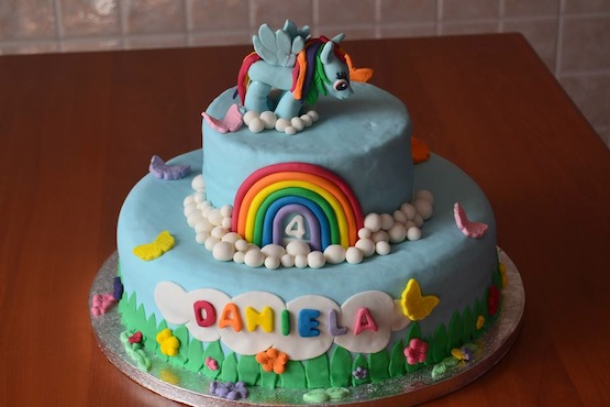 Torte My Little Pony - Cakemania, dolci e cake design
