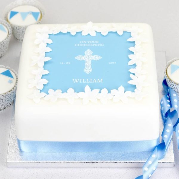 torta battesimo maschio