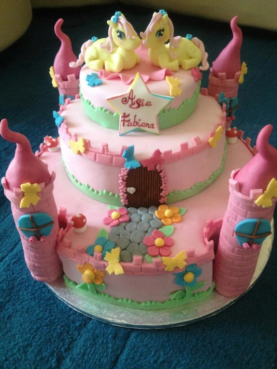Cakemania – Torte My Little Pony