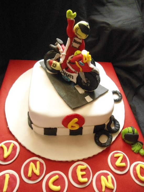 Torte Per Un Motociclista Cakemania Dolci E Cake Design