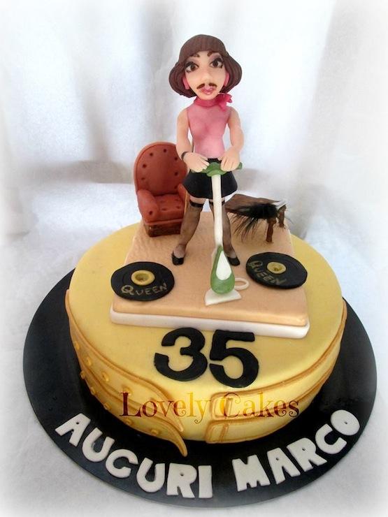 Cake With Daniel Craig