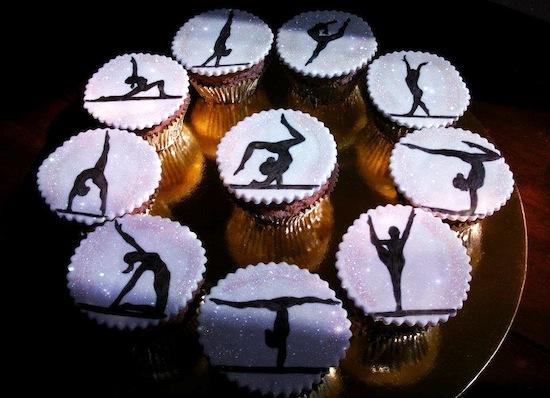 Pennarelli for Decorazione torte ginnastica ritmica