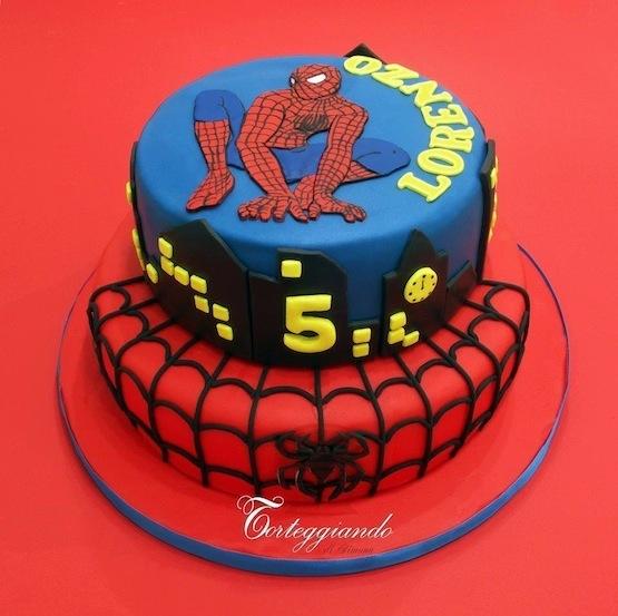 Amazing Batman Cake