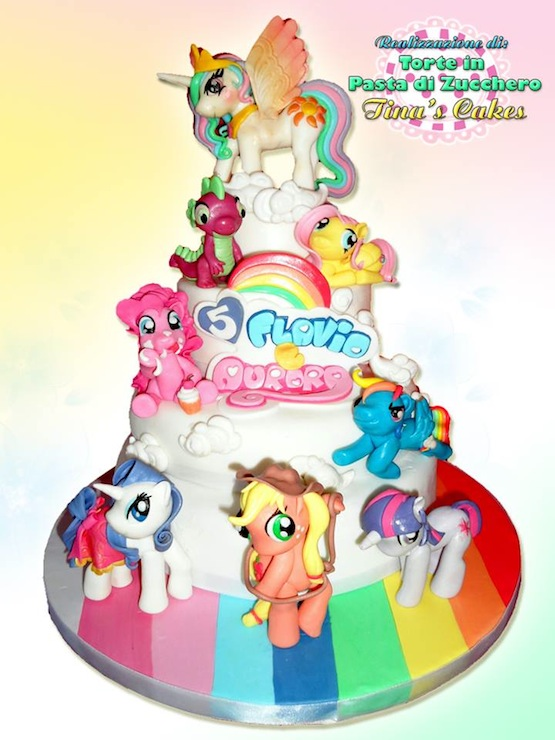 Torte My Little Pony Di Cake Design