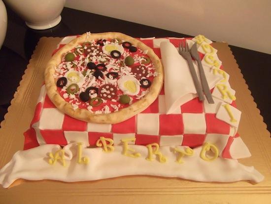 Torte A Forma Di Tavola Apparecchiata Cakemania Dolci E