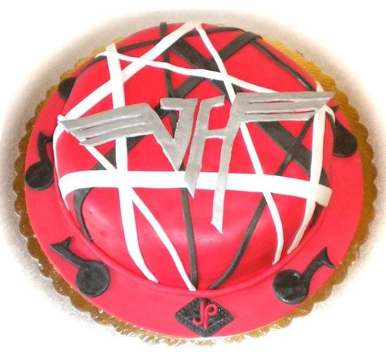 Madonna Birthday Cake