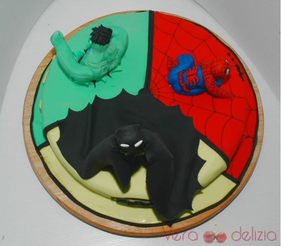 Cake Art Batman