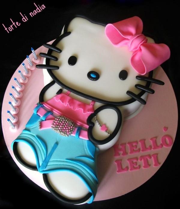 torte hello kitty di cake design cakemania dolci e cake. Black Bedroom Furniture Sets. Home Design Ideas