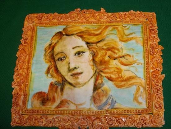 Torte decorate in stile keith haring cakemania dolci e for Arte delle torte clementoni