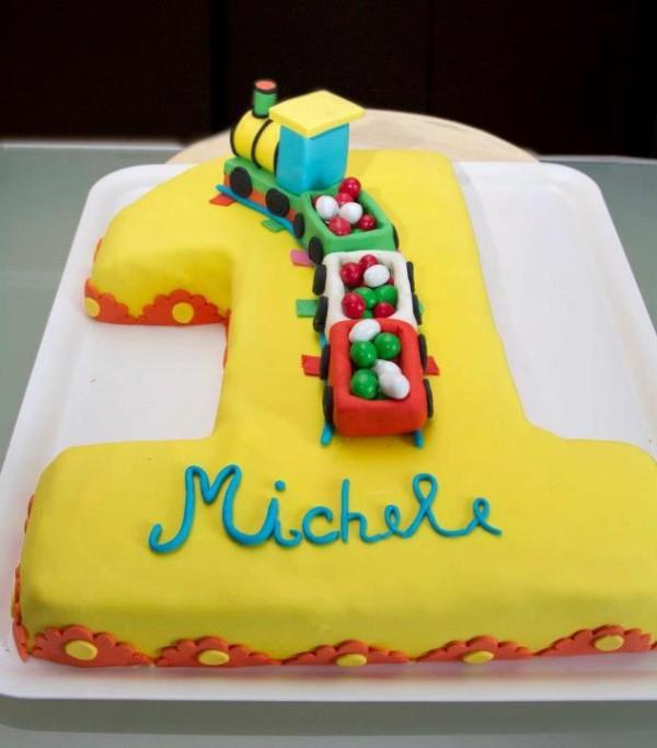 Torte con trenini - Cakemania, dolci e cake design