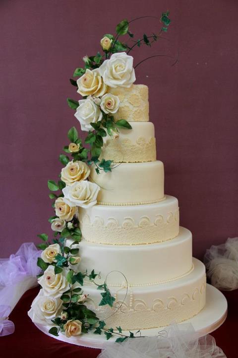 Le wedding cake delle cakemaniache