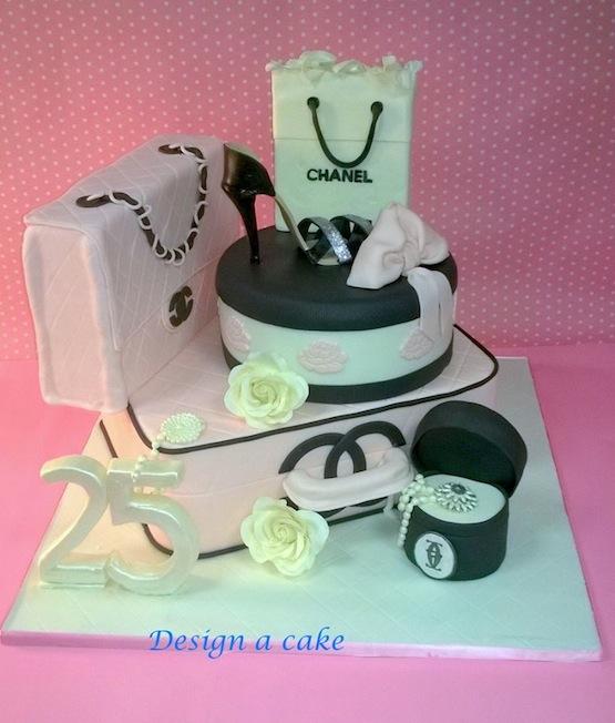 Borsa Chanel © Design a Cake
