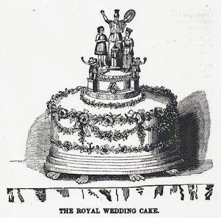 Wedding Cake Origine