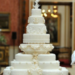 La torta realizzata da Fiona Cairns per il matrimonio di William e Kate