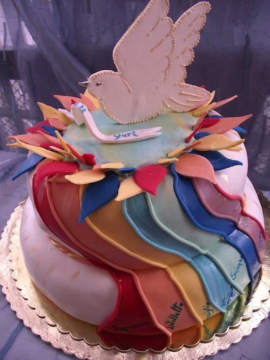 Conosciuto Torta per la Cresima: idee per torte Cresima di cake design NH65