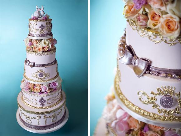 Storia delle torte nuziali - Cakemania, dolci e cake design
