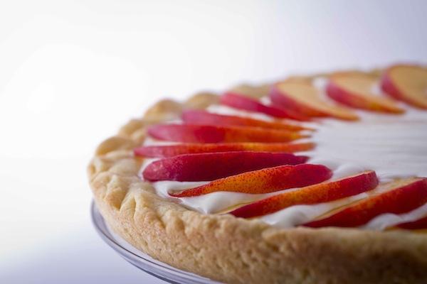 Ricette Segrete Cake Design : Ricetta - Tarte fresca di pesche - Cakemania, dolci e cake ...