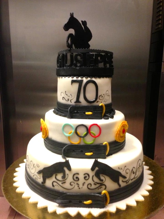 Torte per amanti dei cavalli - Cakemania, dolci e cake design