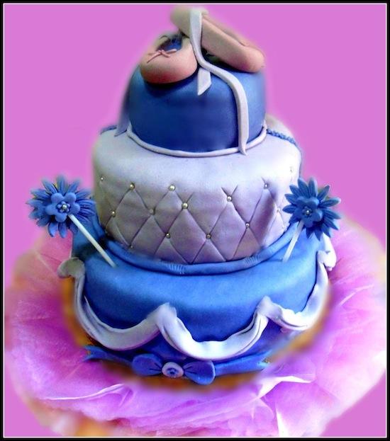 Torte Per Una Ballerina